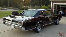 1967 oldsmobile cutlass 442 classic american muscle car