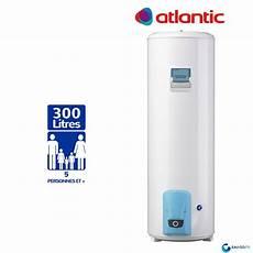 Chauffe Eau Electrique 300l Atlantic Vizengo Vertical Sur