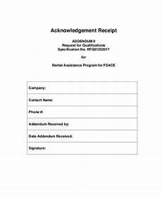 29 sle payment receipt templates