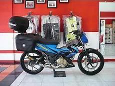 Satria Fu Modif Touring by Suzuki Satria Fu Modif Road Race Trail Dan Touring