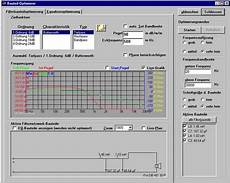 frequenzweiche berechnen software corang