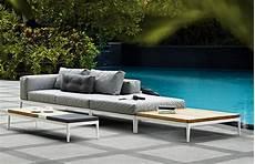 lounge möbel metall gartenbett metall suche terrasse lounge m 246 bel