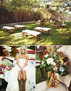 Country Style Weddings Ideas