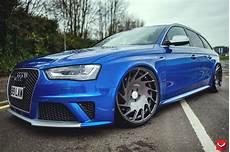 blue audi s4 boasting fullface gunmetal custom rims carid com gallery