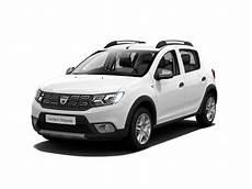 Dacia Sandero Stepway Car Leasing Nationwide Vehicle