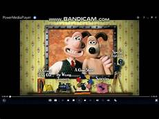 wallace and gromit 3 cracking adventures 2000 dvd menu