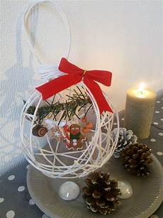 Boule De Noel Creation Noel 2017