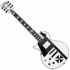 esp ltd iron cross esp ltd iron cross lh snow white b stock live louder