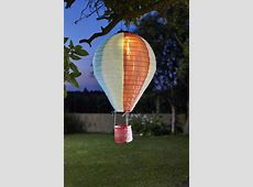 Smart Garden   Battery Powered Decorative Hanging Hot Air