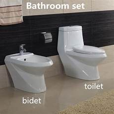 Cheap Sale Elegent Sanitary Ware Ceramic Bathroom Sets
