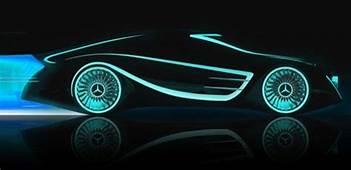 Forum &187 Sci Fi Attractive Car  TRON Legacy Mercedes