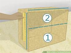 3 Ways To Make A Cardboard Dollhouse Wikihow