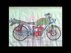 Keren 30 Lukisan Motor Ex5 3d Gambar Kitan