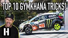 ken block ken block tells us his top 10 gymkhana tricks