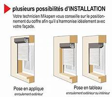 pose volet roulant renovation volets roulants renovation