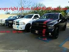 Dodge Ram Truck Mopar Style 3M Racing Stripes 20 Feet