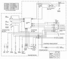 Wiring Diagram For Honda Generator by Honda Eu2000 Generators