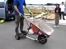 schubkarre mit motor