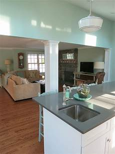 restaurant in our living room the open concept cottage household idea book in 2019