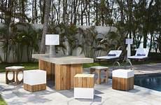 salon de jardin en beton salon de jardin teck mod 232 les et conseils pour faire le