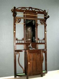 top jugendstil flur garderobe antik wandgarderobe