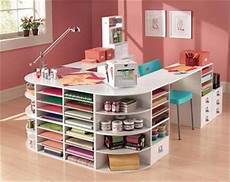 cheap craft room storage and organization furniture ideas