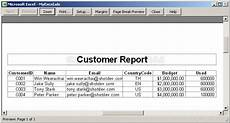 asp net vb net export data from database to excel and report print format excel application