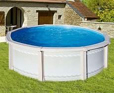 produit piscine hors sol piscine hors sol m 233 tal r 233 sine liberty diam 5 80m trigano