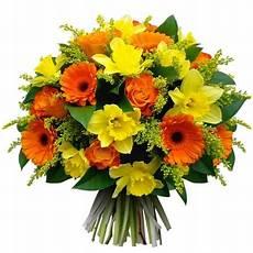 bouquet joie et bonheur fleuriste le mans