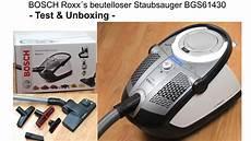 produkt test bosch roxx 180 s beutelloser staubsauger