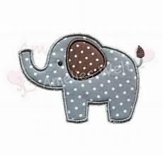 Elefant Vorlage Ausschneiden - aufn 228 elefant applikation aufb 252 gler aufn 228 ein