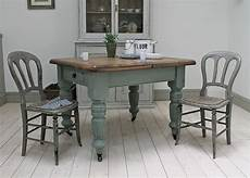 distressed farmhouse kitchen table by distressed but not forsaken notonthehighstreet com