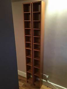 ikea gnedby billy shelving units cd dvd