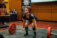 With Powerlifter Lyndall Vile By Daily