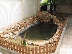 vasche x tartarughe d acqua laghetto artificiale fai da te per tartarughe e piante