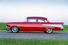 A 1957 Chevy a brain surgeon s bespoke 1957 chevy rod network