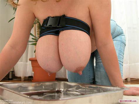Big Tits Bent Over