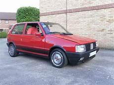 Fiat Uno Turbo I E En Mode 200 De L Essence Dans Mes Veines