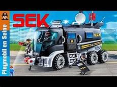 d intervention sek swat playmobil nouveaut 233