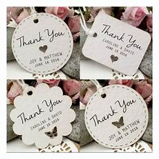 Personalised Wedding Thank You Gifts