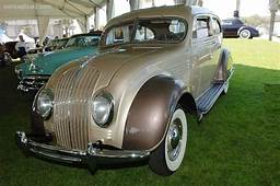 1934 DeSoto Airflow At The Vintage Motor Cars Amelia Island