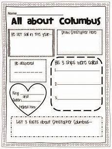 happy christopher columbus day craftivity and activities social studies elementary school