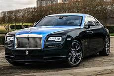 2018 Rolls Royce Wraith Overview Autotrader