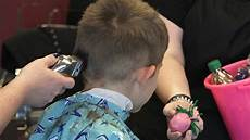 kids haircuts san antonio salon helps kids with autism ease haircut worries kens5 com