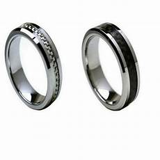 tungsten carbide white carbon fiber ring men engagement wedding band silver 5 15 ebay