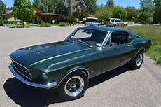 s code 1968 ford mustang gt fastback 390 4 speed for sale