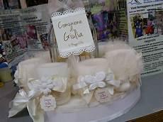 candele segnaposto per matrimonio bomboniere candele shaby con pizzo gessetto e tag