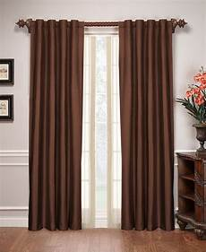 Brown Curtains by Brown Curtains Living Room At Home Home Curtains