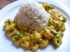 essen aus engelchens k 252 che curry garnelen in bananen