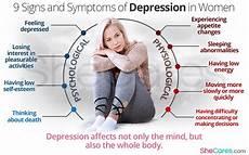 Depressionen Symptome Frau - symptoms of depression in optima